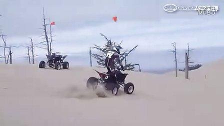【沙滩车运动网】2012 YAMAHA YFZ450 雅马哈沙滩车视频 WWW.ATV.COM.CN