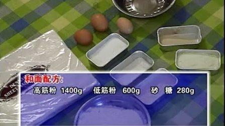 【火】面包的制作方法 _微波炉面包制作方法
