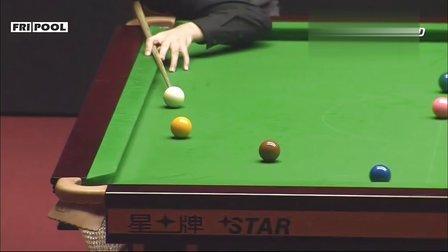 FRI.TV高清 - 2014斯诺克德国大师赛半决赛 丁俊晖vs瑞恩戴 1-4局