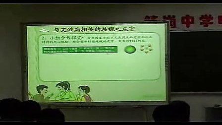 反对岐视教学视频高二历史与社会优秀课教学视频案例
