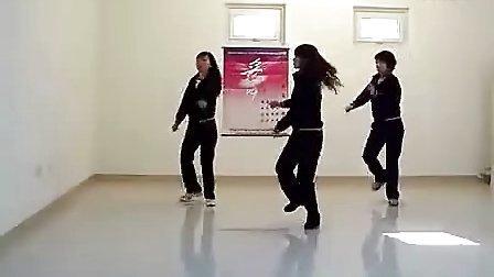 自由舞三十二步减肥瘦身(广场舞 健身舞 瘦身舞)