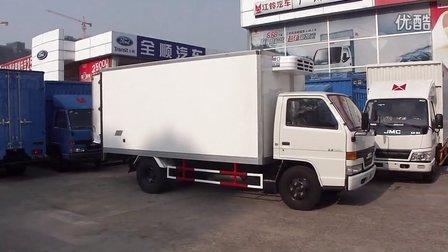 广州江铃汽车冷藏车MAH04798