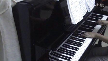 经典歌曲《送别》钢琴视奏版_8m0l5xgw.com