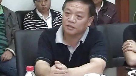 校长郑晓静调研计算机学院 与专家教授代表座谈