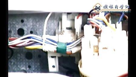 滚桶洗衣机排水脱水故障维修4