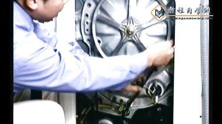 滚桶洗衣机洗衣无力的故障维修3