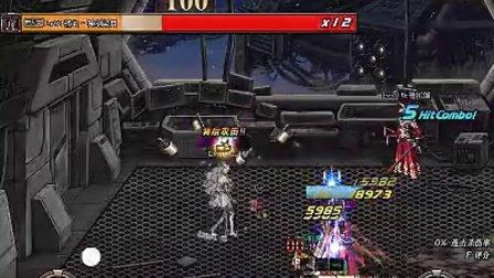 女机械CC绝望100层