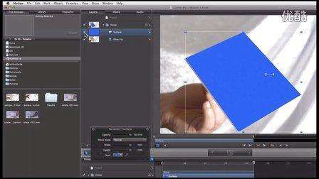 Mocha基础教学-08b-在Final Cut Pro与Motion使用corner pin资料