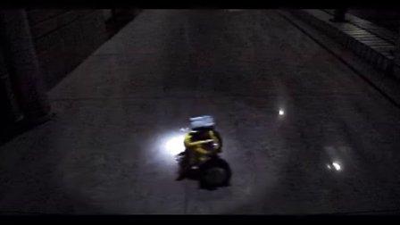 激光制导机器人——瓦力一号