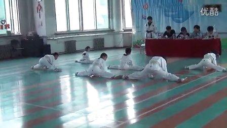 中国跆拳道协会晋级考试