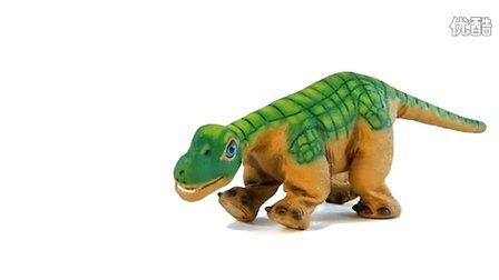 小型机器恐龙--博乐机器人表演[www.boole-tech.com]