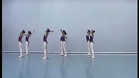 北京舞蹈学院武功教学2