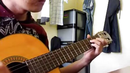不潮不用花钱 - 林俊杰 - 吉他独奏 - handoyomia