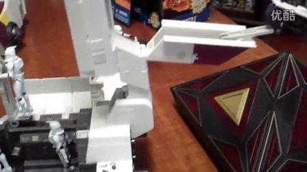 LEGO乐高星球大战系列共和国穿梭机pyzlz.com推荐