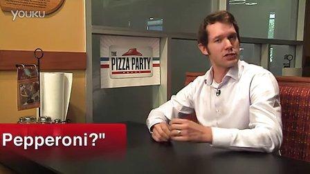 总统与披萨——Pizza Hut必胜客公关广告