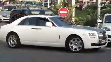 镜头直击摩纳哥超级跑车
