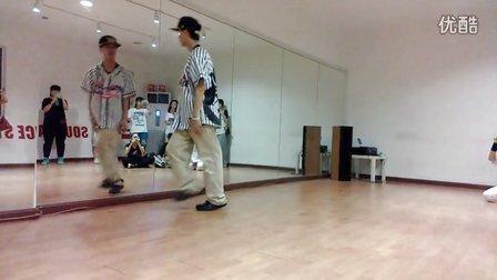 Mega Soul - ADAM(小生) Hip-hop 教课视频 2012080
