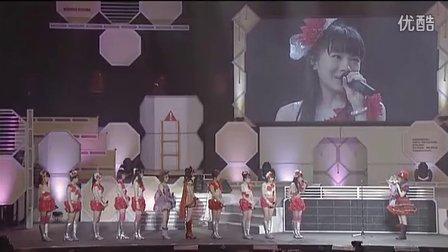 早安少女組2012新垣里沙光井愛佳畢業演唱會3之2