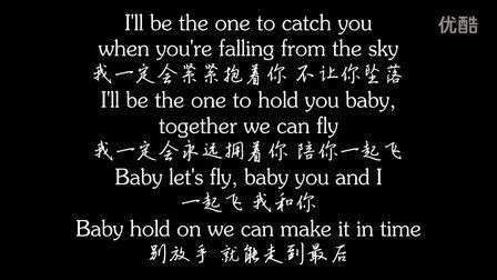 刘伟德戴爱玲《Gentleman》(《爱情公寓4》插曲) 中英歌词字幕