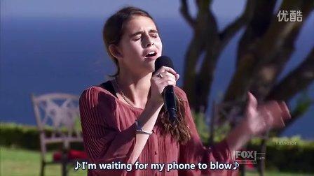 13歲小美女Carly Rose Sonenclar歌神附體Brokenhearted
