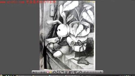 北京-艺众美术-试听课程: 美术高考设计素描赏析(上)