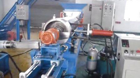 密炼单螺杆造粒机 沥青改性造粒机 沥青改性塑料造粒机厂家