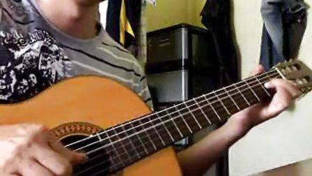 爱的就是你 - 王力宏 - 吉他独奏 - handoyomia