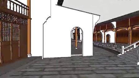 【古元建筑作品】常州江南第一财修建性详细规划