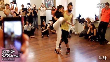 巴恰塔探戈舞-学-02299000-Nuno & Vanda - Bachata & Tango