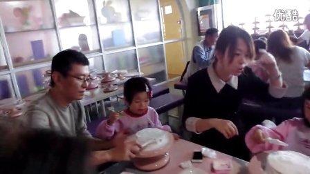 2012.10.16丸子班秋游——元祖蛋糕