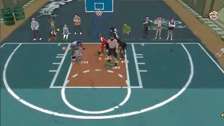 2012街头篮球世界杯韩国2队预选赛1