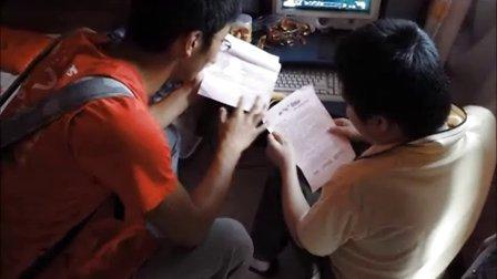 江苏财经职业技术学院工商管理系2012届大一迎新晚会视频