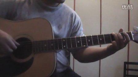 外面的世界间奏-心动吉他