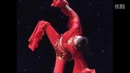 双腿截肢者廖智的惊人舞蹈表演