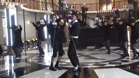 [TVXQasia]TVXQ'S MUSIC VIDEO FILMING SET 中英文双字幕
