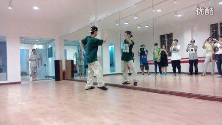 Mega Soul - ADAM(小生) Hip-hop 教课视频 20120809