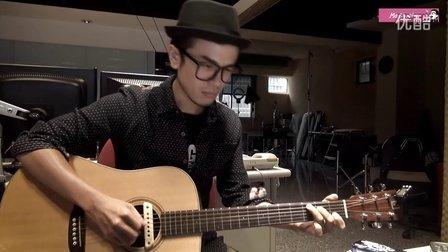 马叔叔吉他弹唱:曲婉婷 - 我的歌声里