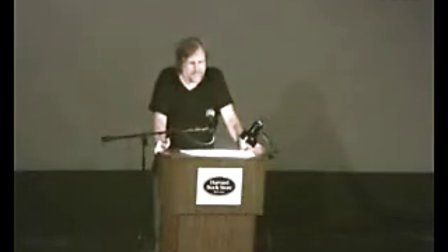 lecture On Violence (3 of 5)