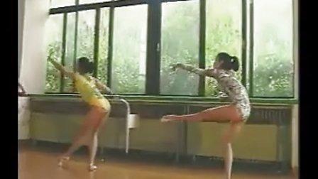 艺术体操教学