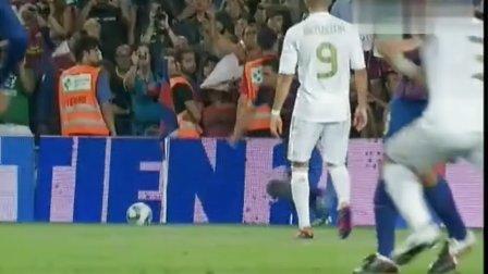 2011年8月18日 西班牙超级杯次回合 巴萨vs皇马2nd half