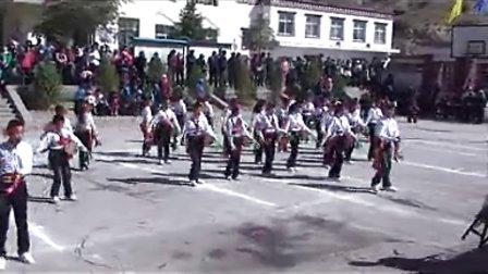 天祝藏族自治县旦马乡初级中学庆六一文艺汇演