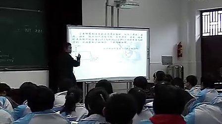 八年级数学电子白板优质课例视频上册《一次函数复习》人教版1