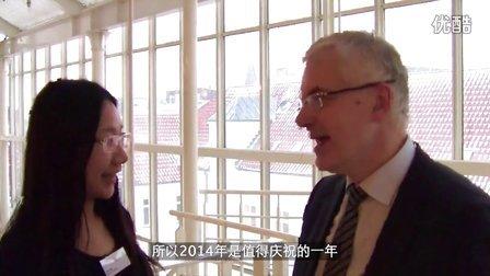 [独家专访] 丹麦奥胡斯市市政执行官:我们与中国哈尔滨如同家人