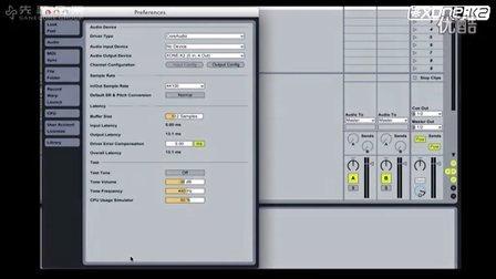 Allen  Heath Xone K2 控制器耳机设置教程