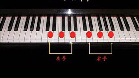 电子琴和弦简易教程