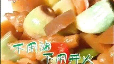 香辣脆皮虾2家庭制作山西特色美食大同八宝蒜3老北京小吃荷叶甑糕