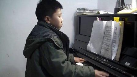 贝多芬G大调随想回旋曲 (请看另外正常速度)
