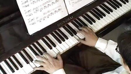 钢琴三月通 老人与海