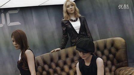 【OC】雅琳(T-ara)&Shannon&Geonji - 日与夜 [中文字幕] MV