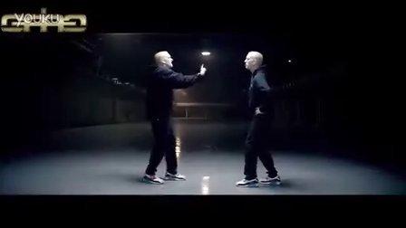 Rap 大战 艾米纳姆VS Тина   地球人已被惊吓